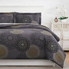 Premium Quality Midnight Floral Oversized Comforter Set