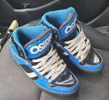 Osiris Nyc83 Bronx Rare Skater Used Worn
