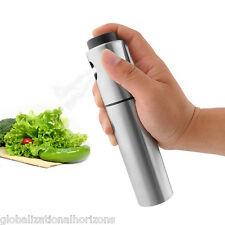 Oil Spraying Bottle Stainless Steel Kitchen Gadget Pot Cooking Barbecue Sprayer
