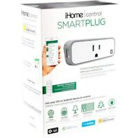 iHome Smart Plug Control home electronics, 1-Pack