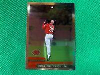 2000 Topps Chrome #400 Ken Griffey Jr. Cincinnati Reds