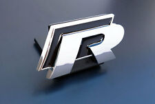 VW Golf Jetta MK1 MK2 MK3 MK4 MK5 MK6 RLine R-Line Grill Badge Emblem GTI Black