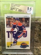 TAYLOR HALL Young Guns  RETRO 10-11 UD  20TH ANNIVERSARY #219 BGS 9.5