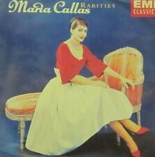 Maria Callas(CD Album)Rarities-EMI-VG