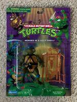 TMNT 1998 Teenage Mutant Ninja Turtles Leo Leonardo Action Figure Toy MOC Nice!