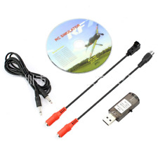 22In1 RC USB cavo per simulatore di volo RealFlight G7/G6/G5 Phoenix 4 E2HG UK