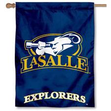 LaSalle Explorers House Banner Flag