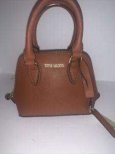 Small, Brown Steve Madden Handbag