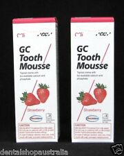 GC Tooth Mousse x2 whitening sensitivity toothache dry mouth bad breath (S2)