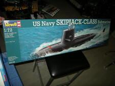 1:72 Revell US Navy Submarine skipjack-class nº 05119 OVP