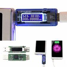 1 Stück USB-Ladegerät Akku Doctor Mobile Power Detector Tester Spannung Strom