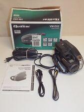 TESTED VHS-C Analog Camcorder For Video Transfer Quasar VM-D52 VHSC Video Camera