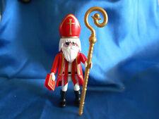Playmobil 5206 4893 Bischof Stab gold Kardinal Bibel Papst unbespielt top