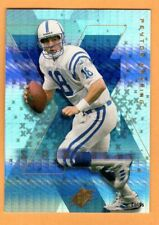 PEYTON MANNING/2000 UPPER DECK SPX EXTREME FOOTBALL CARD