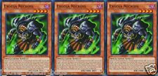 Exodia Necross 1st X 3 YUGIOH LDK2-ENY09 Effect Monster