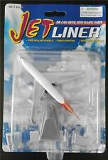 Unbranded Diecast Commercial Airliners