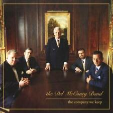 Del McCoury : The Company We Keep CD (2006) ***NEW***