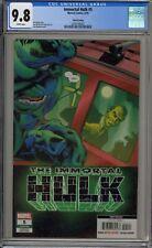 IMMORTAL HULK #5 - CGC 9.8 - 3RD PRINTING - 2040190002