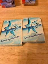 VINTAGE 1981 DALLAS COWBOYS CHEERLEADER Playing Cards