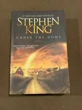 Stephen King Under the Dome Large Softback Book 2009 1st Edition 1st Printing
