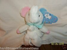 First Peek Elephant Musical Crib Toy Twinkle Twinkle Little Star Plush With Tag