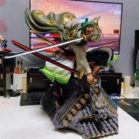 One Piece Roronoa Zoro Kimono Wano Country 1/6 Figure Spielzeug Modell
