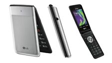 [New/Open Box] LG Exalt LTE Verizon Wireless Cell Phone - Silver VN220