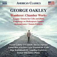 Inga Kashkashvili - Oakley: Wanderer Chamber Works [Inga [CD]