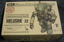 WAVE Maschinen Krieger Ma.K. SF3D 3Q Model No.22 1/20 Melusine USA SELLER!