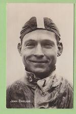 Jean BREUER. Coureur Cycliste, cyclisme. Photo JC Victoria