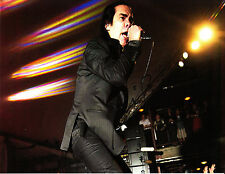 Nick Cave - Personally Autographed Colour 8:5 x 11 Glossy #3 with COA