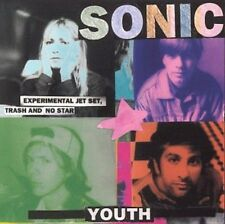 SONIC YOUTH Experimental Jet Set, Trash And No Star CD NEW