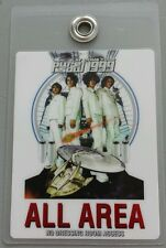 1999 Pure Soul Laminated Backstage Pass Japan Spaceship Aa Foil