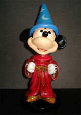 Magician Mickey Bobblehead Figure Doll Resin Statue New