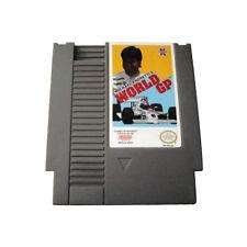 Michael Andretti's World Grand Prix (Nintendo Entertainment System, 1990) NES HQ