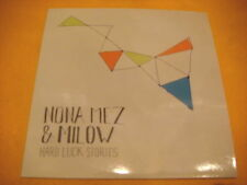 Cardsleeve Single CD NONA MEZ & MILOW Hard Luck Stories 1TR 2010 acoustic duet