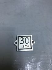 New Kone 853343H03(G01-G06) Square elevator Button L30 KM863053G065H113 KDS300