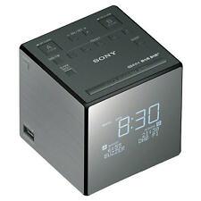 Sony Xdr-c1dbp Black Pocket Portable Digital Dab/dab FM Alarm Clock Radio