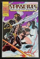 STARSLAYER #5 (1982 PACIFIC COMICS) *2ND APP OF GROO THE WANDERER* NM+