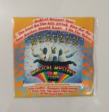 The Beatles Magical Mystery Tour Men's Silk Pocket Square