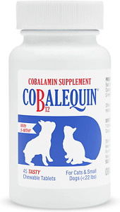 Cobalequin Chewable Tablets for Dogs and Cats