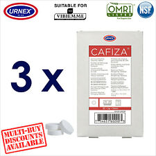 3 x Urnex 32 Cleaning Tablets Cleaner organic for Vibiemme Coffee Machine