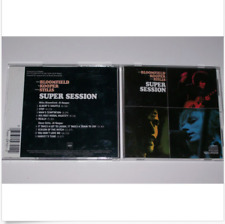 Bloomfield/ Kooper/ Stills: Super Session (CD, Columbia Records) 9 Tracks