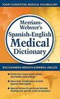 Merriam-Webster's Spanish-English Medical Dictionary (spanish Edition): By Me...