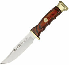 """Muela Bowie Knife Bwf-10 7 1/2"""" overall. 3 7/8"""" 440A stainless clip point bowie"""