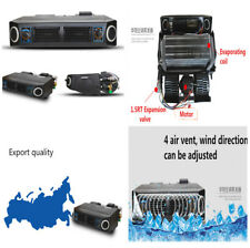 Durable 32 Pass 4 Way Coil 12V Auto Car A/C Evaporator Air Conditioner 3 Speed