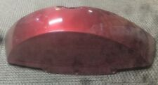 VICTORY SADDLEBAG LID, SUNSET RED, 12-17 CROSS COUNTRY/TOUR, MAGNUM, CROSSROADS