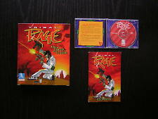 Tribal Rage - Big Box PC Game w/ Manual, 1998