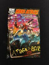 Mars Attacks - Transformers  # 1 - One Shot - IDW