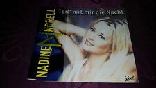 Nadine Norell / Teil mit mir die Nacht - Maxi CD